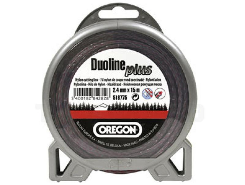 Леска косильная OREGON Duoline+ 3,0 х 60 м
