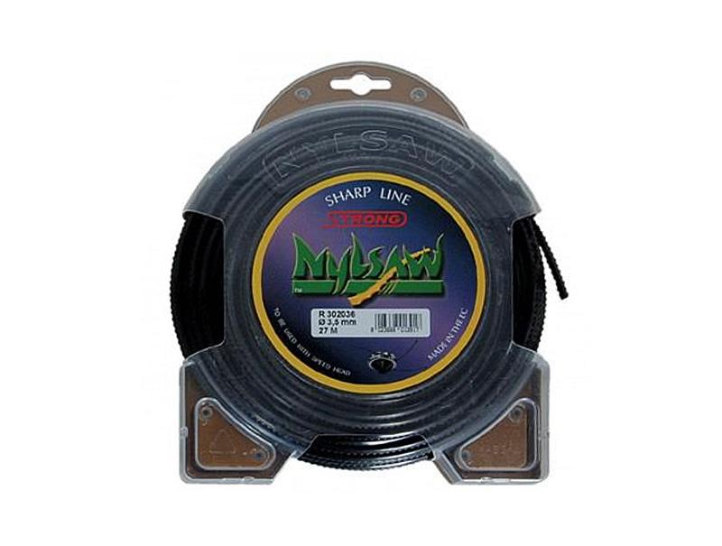 Профессиональная косильная жилка OLEO-Mac Nylsaw 3,0 x 26 см (35 шт.)