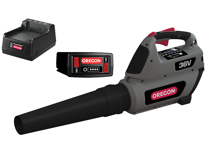 Аккумуляторная воздуходувка OREGON BL300-A6